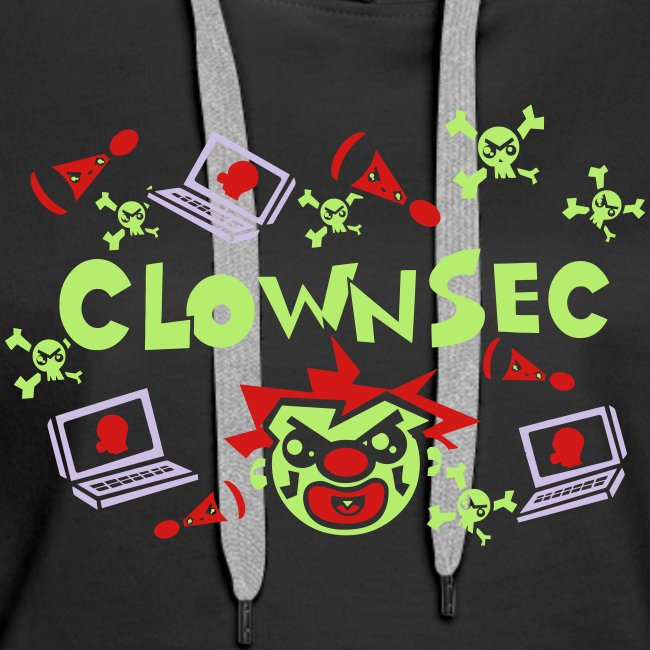The Clown Hacker