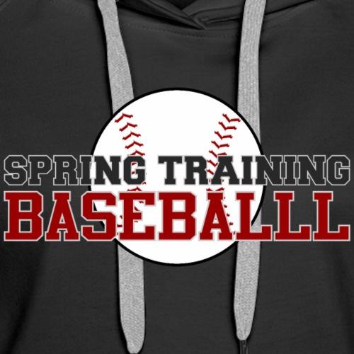 Spring Training II - Women's Premium Hoodie