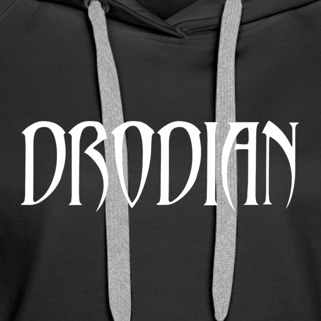 CLASSIC DRODIAN (WHITE LETTERS)