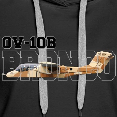 Bronco OV-10B - Women's Premium Hoodie
