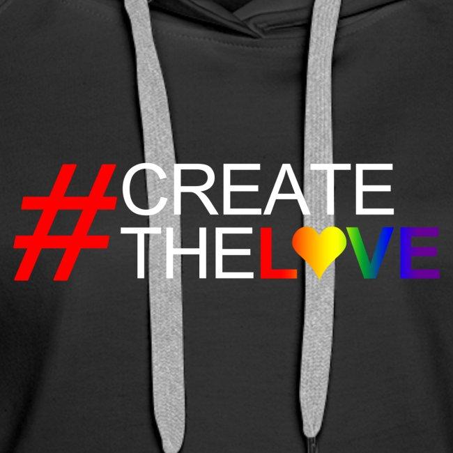#CreateTheLove