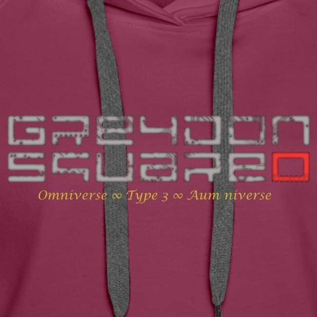 Greydon Square Blue & Gold