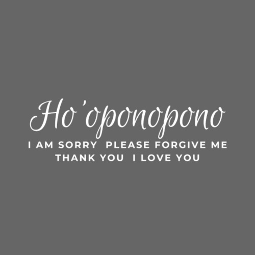 Ho'oponopono - Women's Premium Hoodie