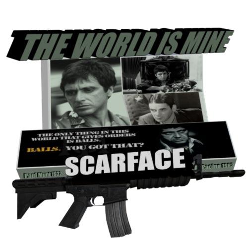 SCARFACE - Women's Premium Hoodie