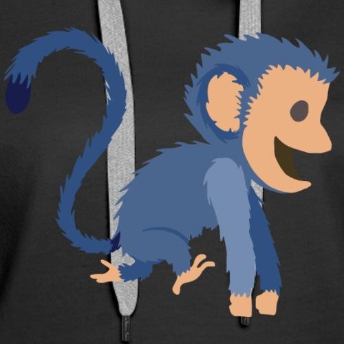 Monkey - Women's Premium Hoodie