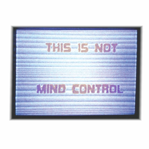 This is Not Mind Control - Women's Premium Hoodie