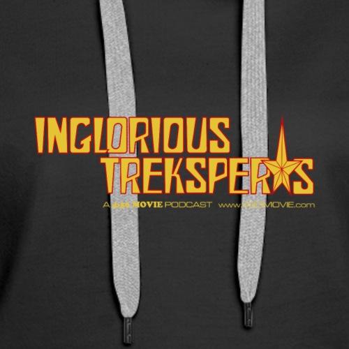 Inglorious Treksperts style 2 - Women's Premium Hoodie