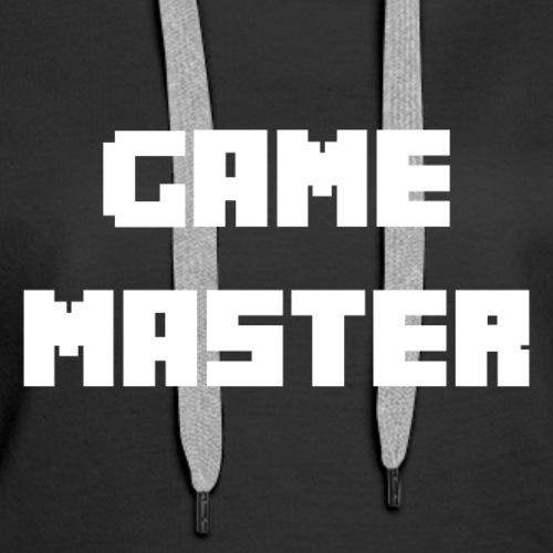 Game Master - Women's Premium Hoodie