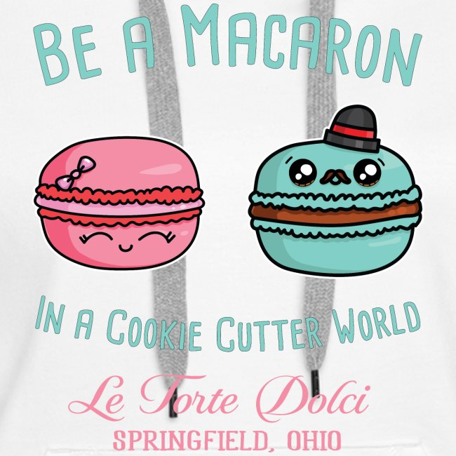 Be a Macaron