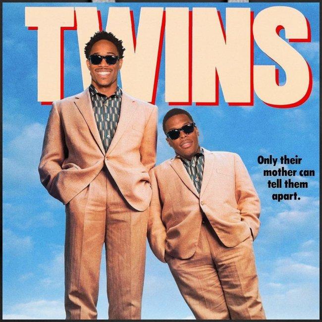 Twins - DeMar DeRozan, Kyle Lowry