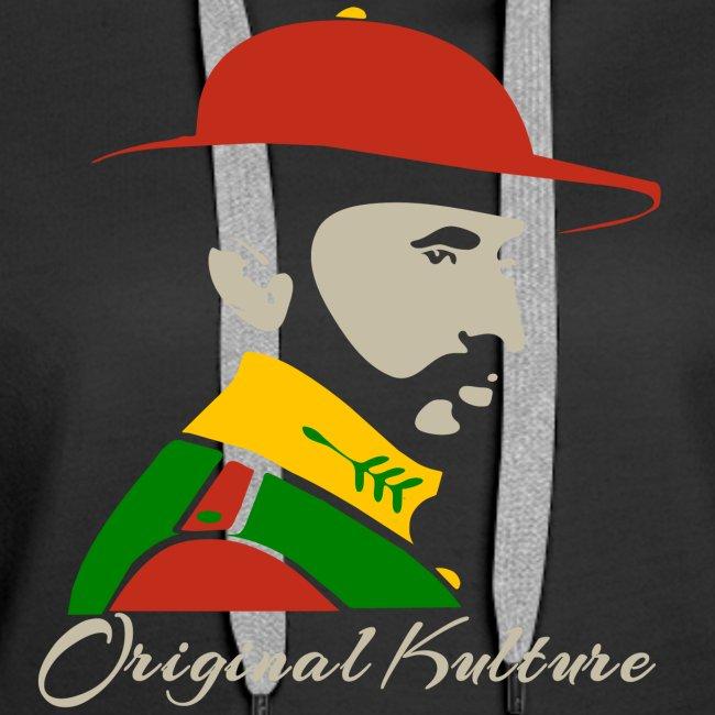 Haile Selassie Rasta Print