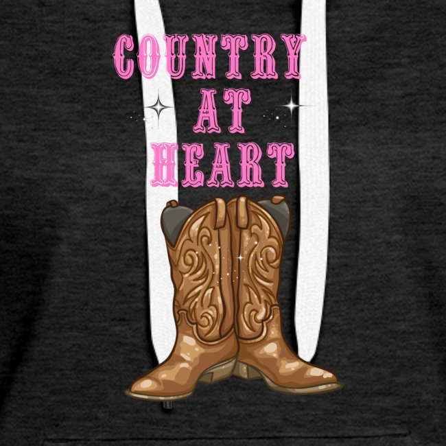 country at heart Tee