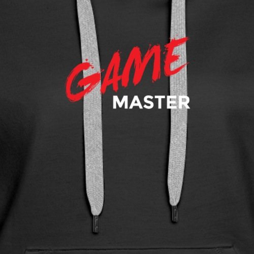 Game Master DARE shirt - Women's Premium Hoodie