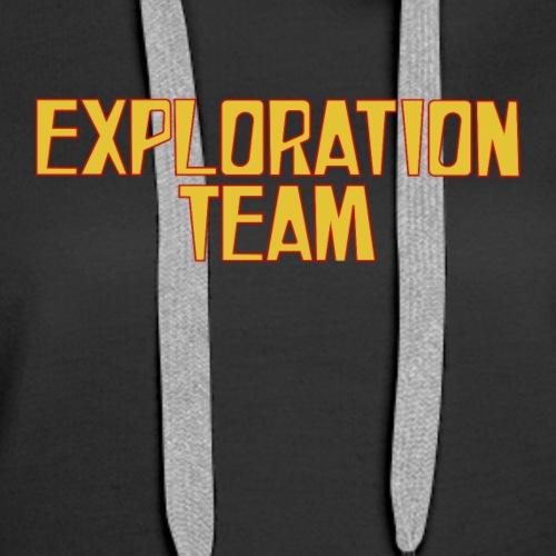 Exploration Team - Women's Premium Hoodie