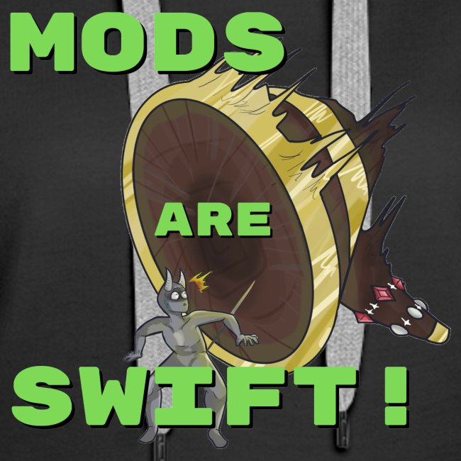 Mods Are Swift! - Ban Hammer Design