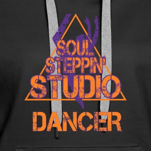SOUL STEP DANCER - Women's Premium Hoodie