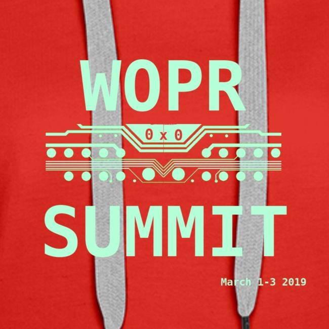 WOPR Summit 0x0