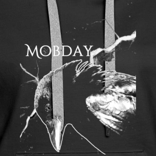 Mobday Blackbird Reissue - Women's Premium Hoodie