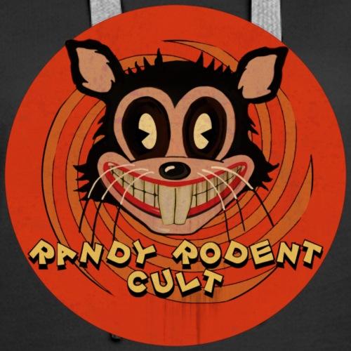 Randy Rodent Cult - Women's Premium Hoodie