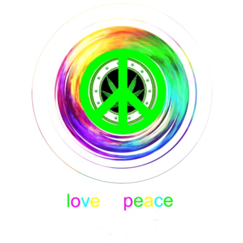Love And Peace - Women's Premium Hoodie