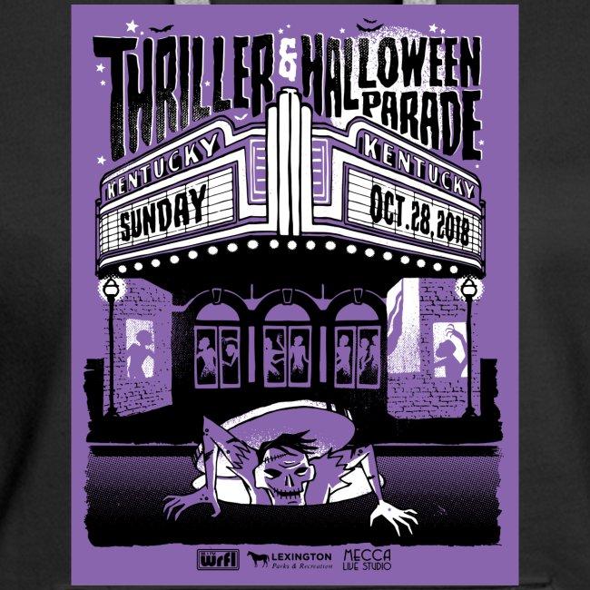 Thriller 2018 Lexington Halloween Parade