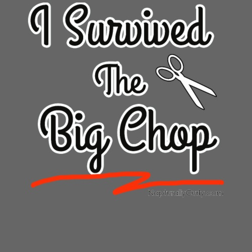 I Survived The Big Chop - Women's Premium Hoodie