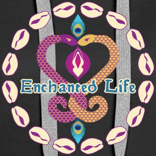 Enchanted Life Logo Gear - Women's Premium Hoodie