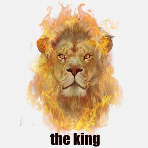 تي شرت الملك