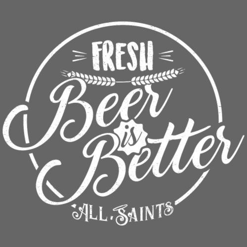 Fresh Beer is Better - Women's Premium Hoodie