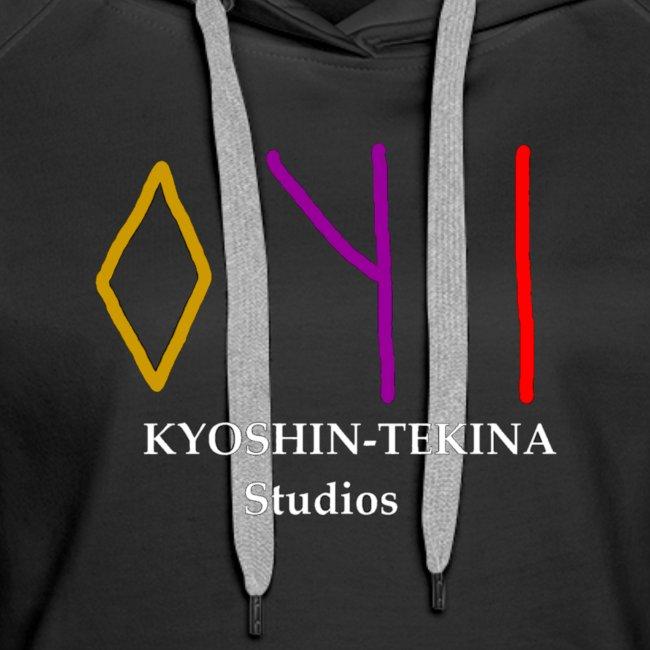 Kyoshin-Tekina Studios logo (white text)