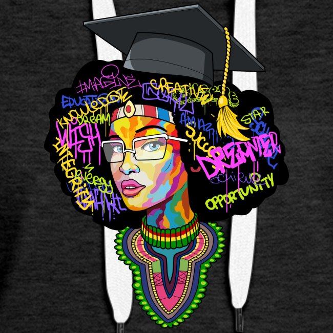 Melanin Women Afro Education
