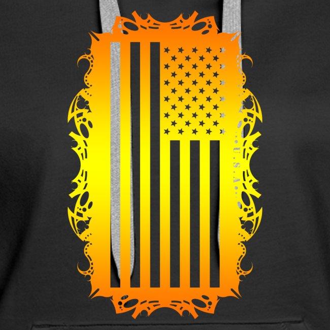 Wicked Dano US Flag