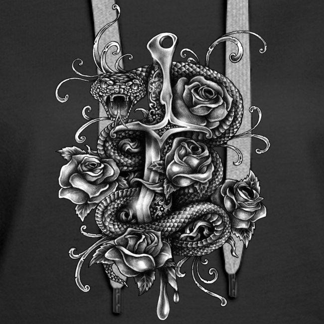 Dagger And Snake
