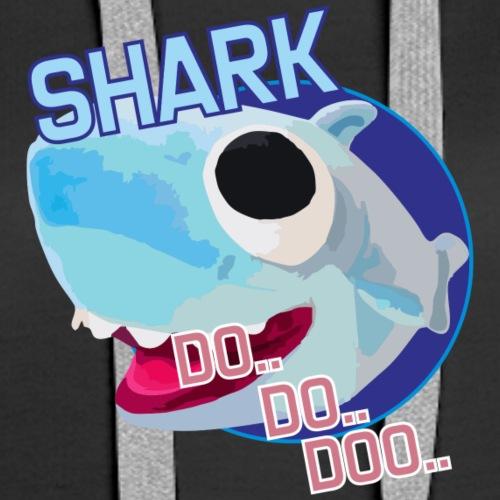 SHARK DO DOOO - Women's Premium Hoodie