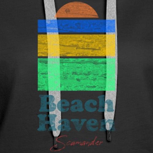 Beach Haven Scamander T - Women's Premium Hoodie