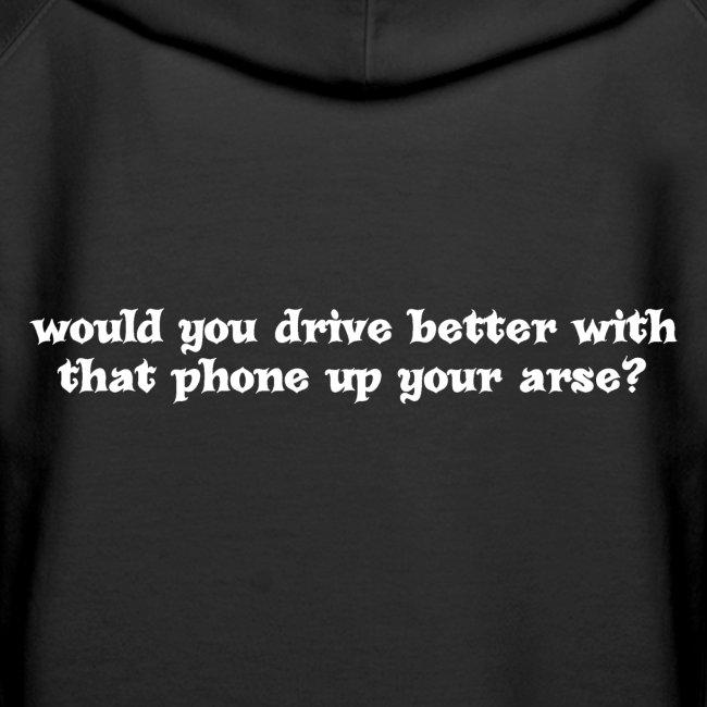 Phone up Arse White