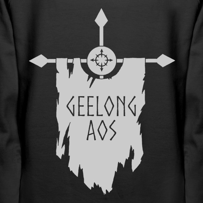 Geelong AOS - CHAOS BLACK