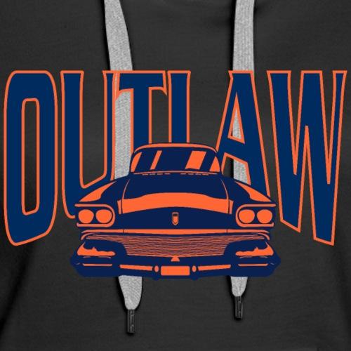 Outlaw - Women's Premium Hoodie