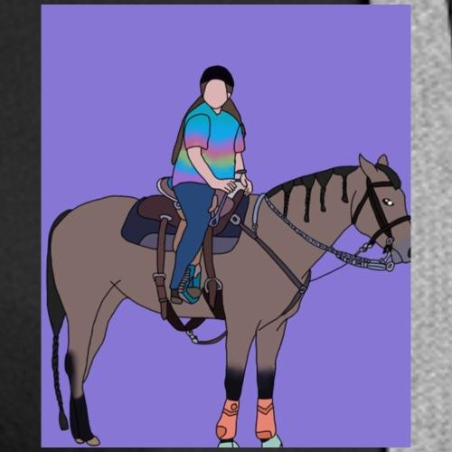 My rodeo Tee - Women's Premium Hoodie