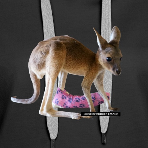 Kangaroo Maddox - Women's Premium Hoodie