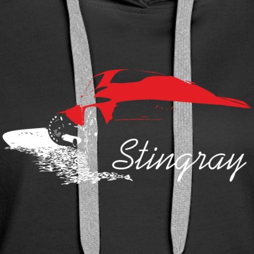 Classic Stingray - Women's Premium Hoodie