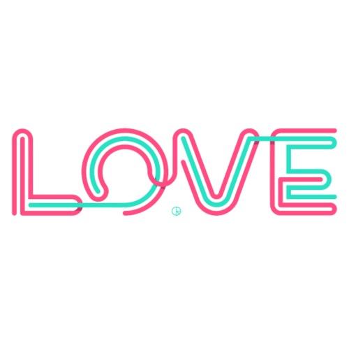 LOVE - Women's Premium Hoodie