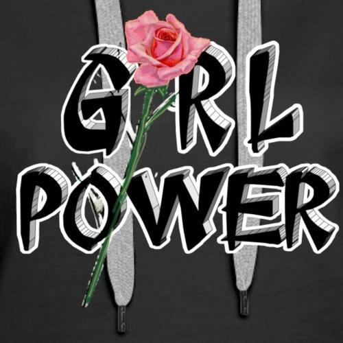 Gitl Power - Women's Premium Hoodie