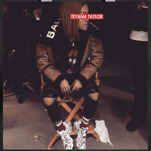 Teyana Taylor - Women's Premium Hoodie