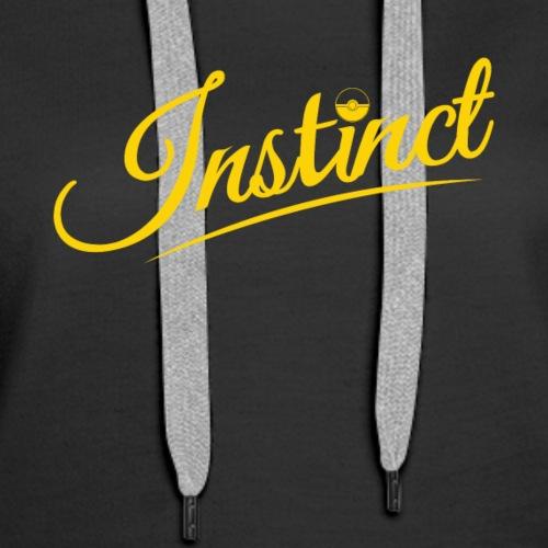 The Instinct Shirt - Women's Premium Hoodie