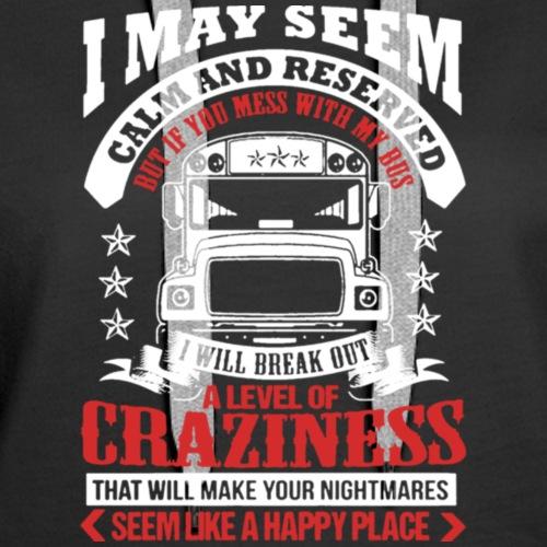 Bus Driver T Shirt - Women's Premium Hoodie