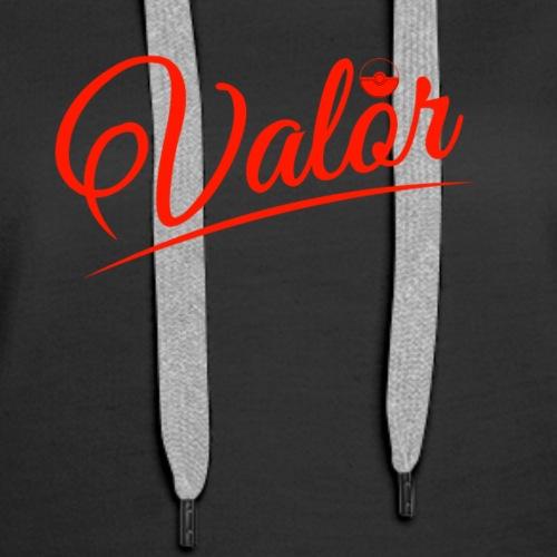 The Valor Shirt - Women's Premium Hoodie