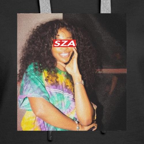 SZA - Women's Premium Hoodie