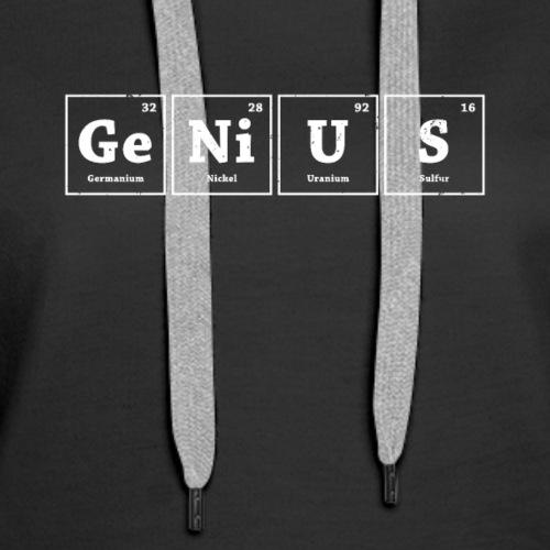 Genius Periodic Table Elements