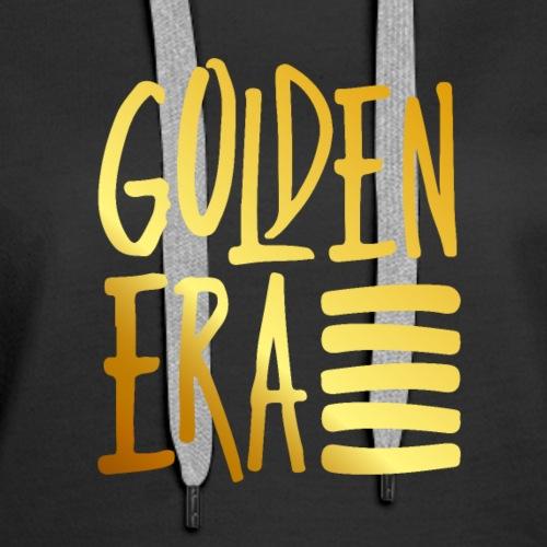 Golden Era - Women's Premium Hoodie